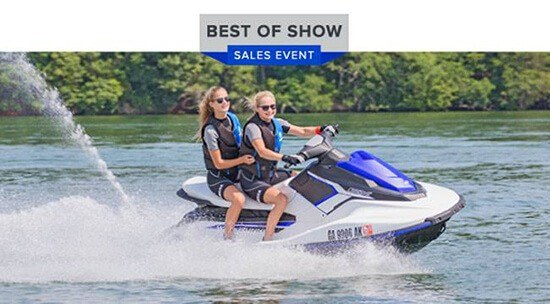 Yamaha Waverunner Promotion