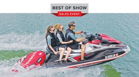 Yamaha Waverunner Promotion 2