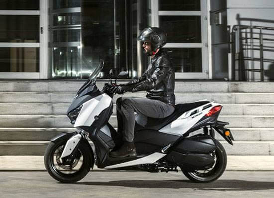 Yamaha Scooter Promotion