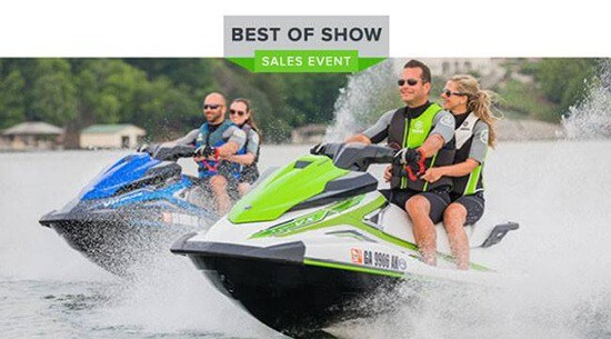 Yamaha Waverunner Promotion 3